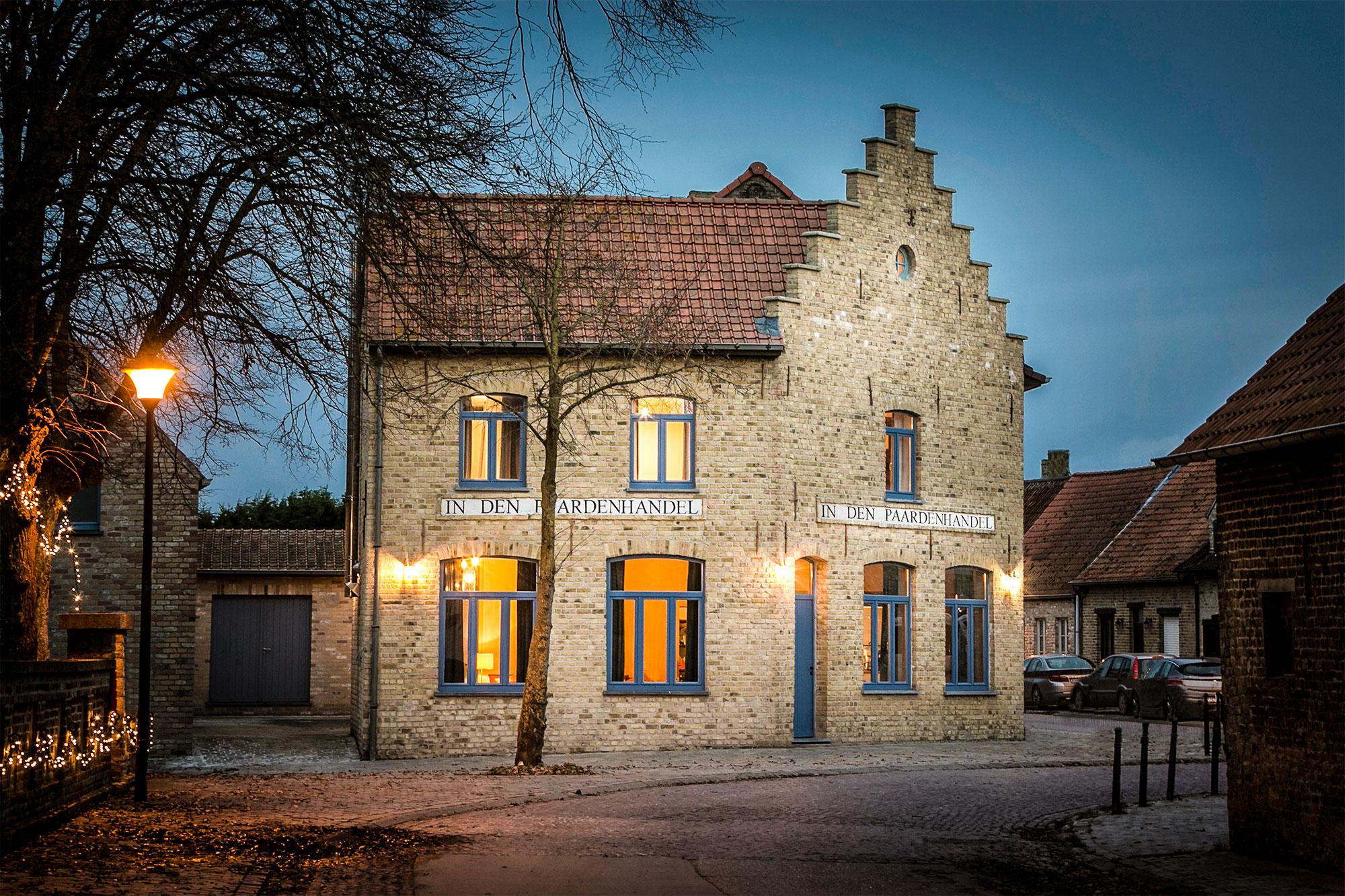 vakantiehuis te huur - prachtige woning in Lampernisse
