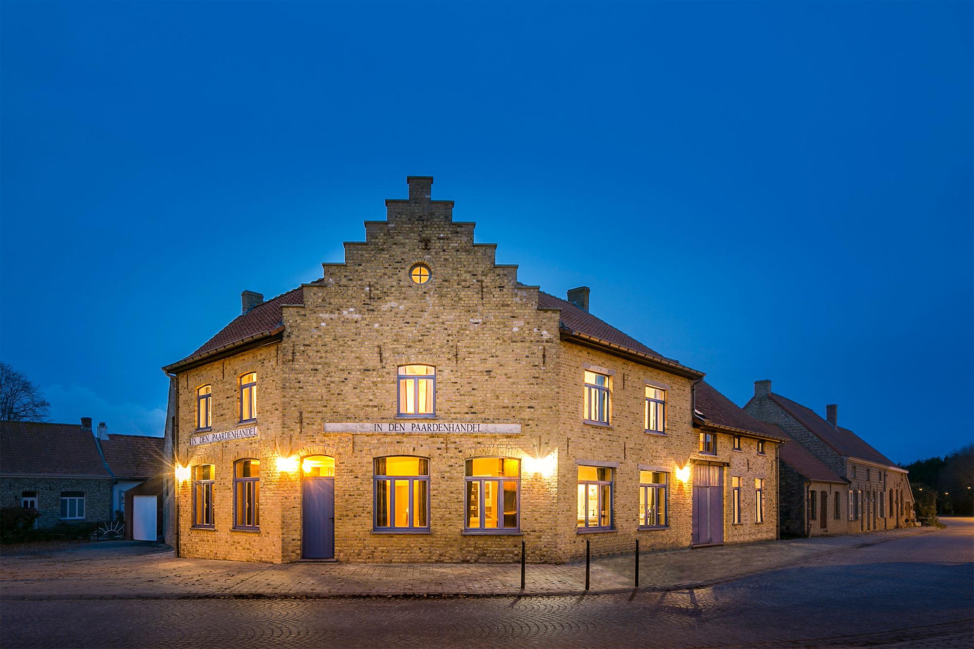 Te huur vakantiehuis In Den Paardenhandel - authentiek en rustig gelegen