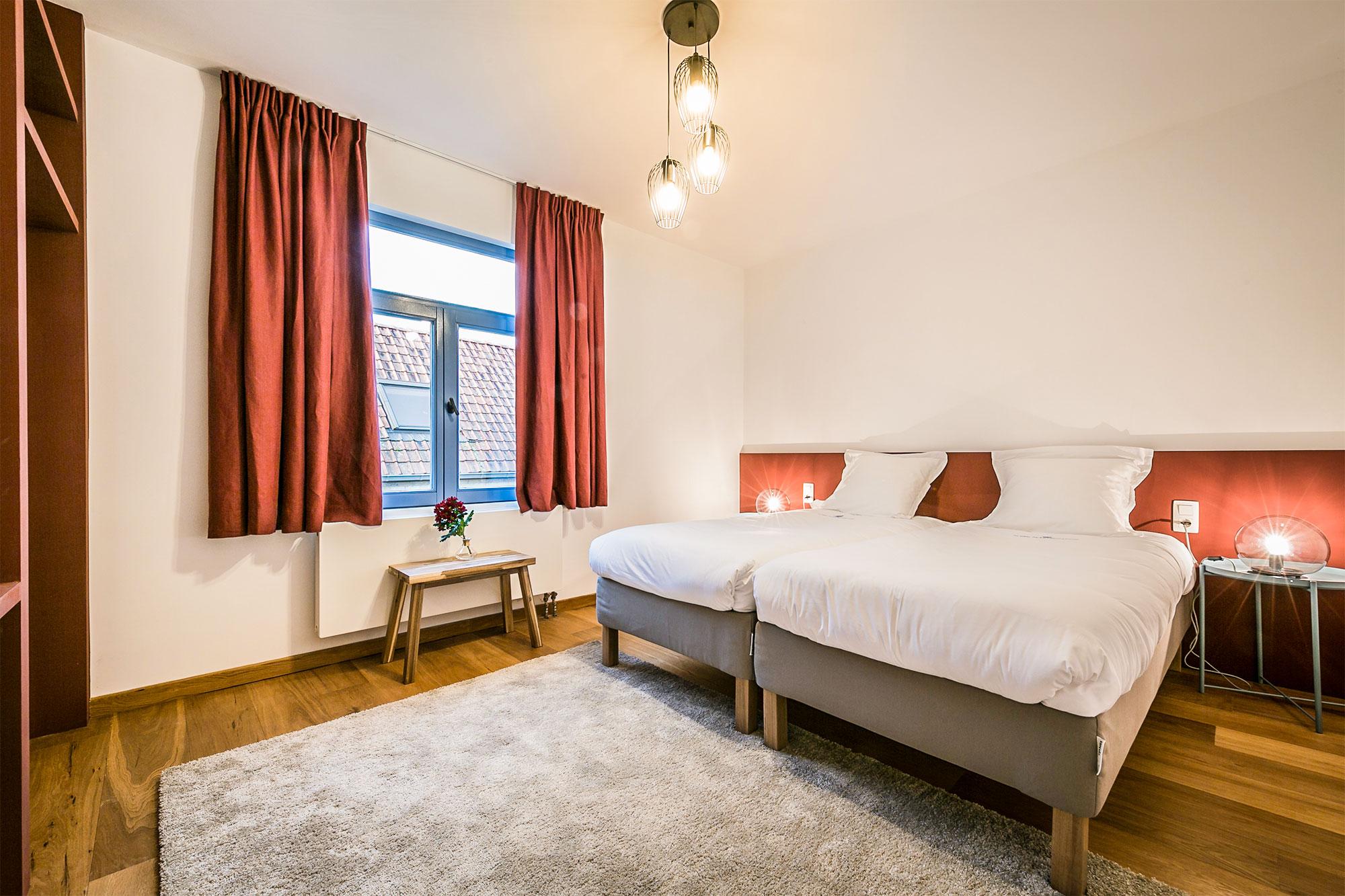 vakantiehuis te huur - slaapkamer
